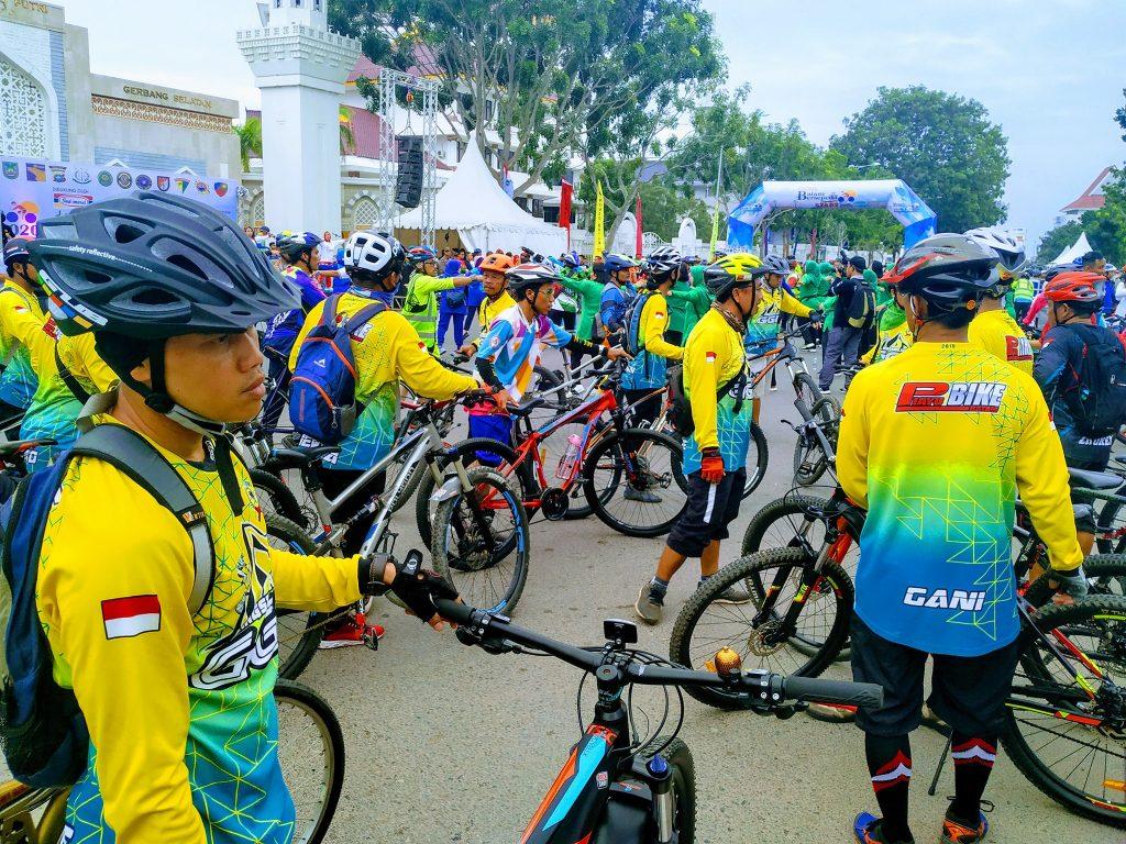 Berkumpul lah Goweser Goweser se-Kota Batam