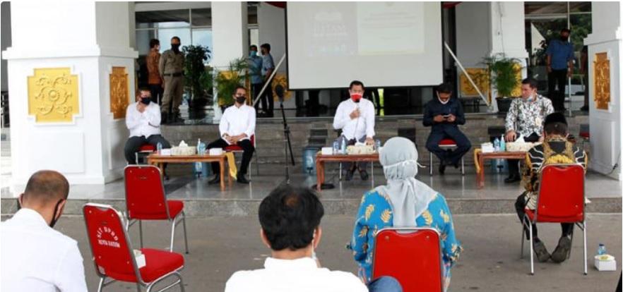 DPRD Dukung Pemko Mulai Gerakan Kembali Ekonomi Batam