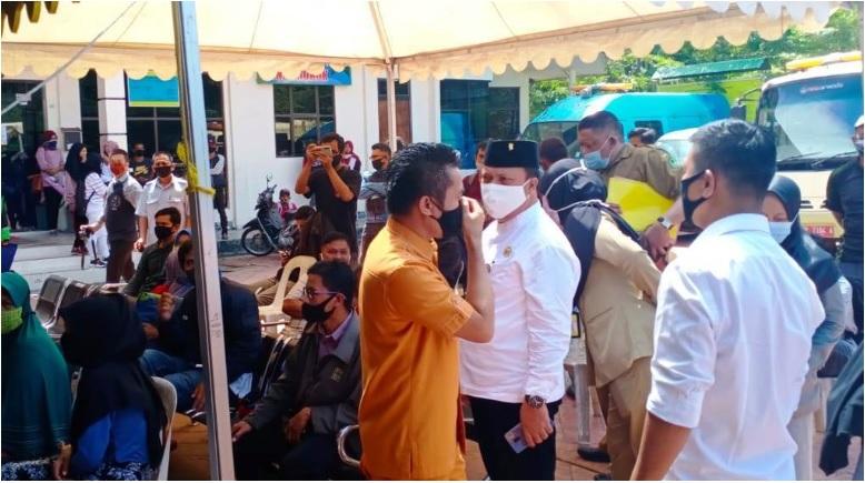 Respon Keluhan Warga, DPRD Batam Sidak Disdukcapil