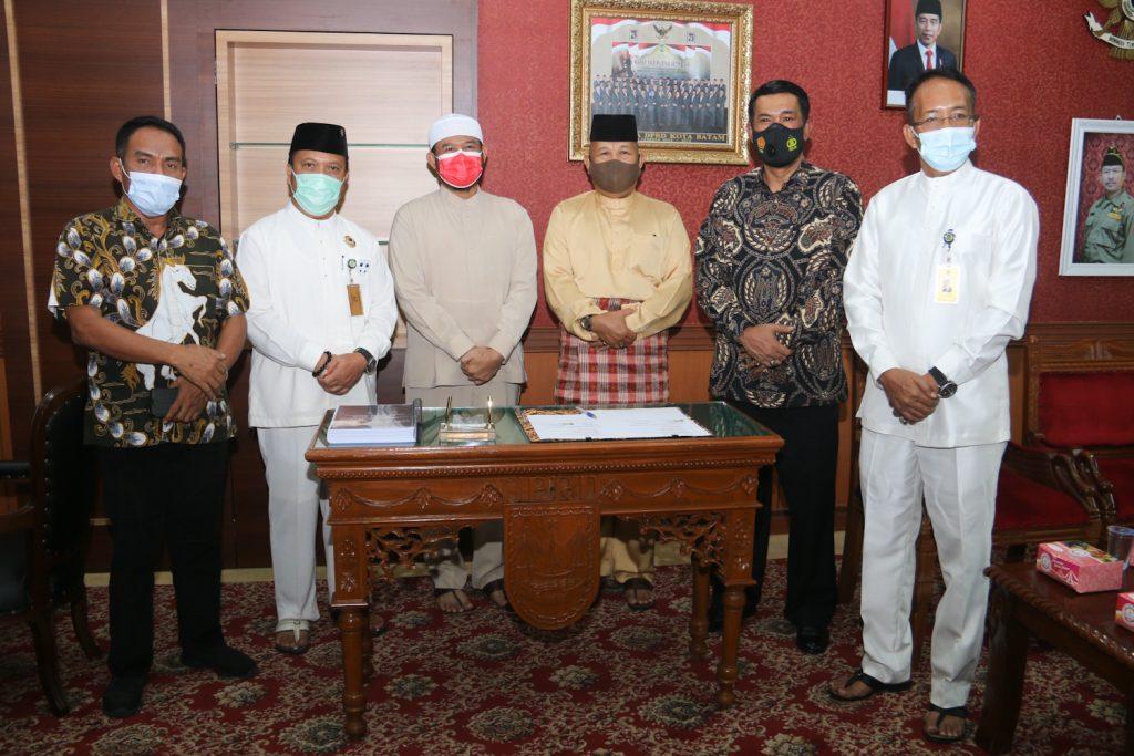 Pemko-DPRD Batam Sepakat Usulkan KEK Tanjungsauh